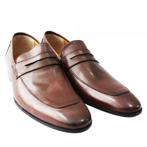 Sapatos de Pala Castanhos