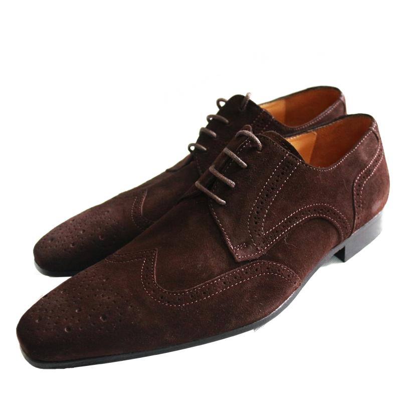 e39df1ec0 Sapatos de Homem em camurça – Attic