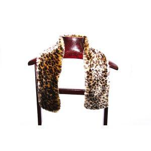 Gola em Pelo Leopardo
