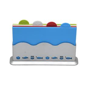 4 Tábuas de Cozinha em Plástico