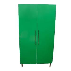 Armário de Balneário Verde