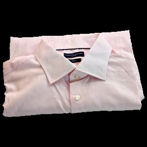 Camisa Rosa Tommy Hilfiger